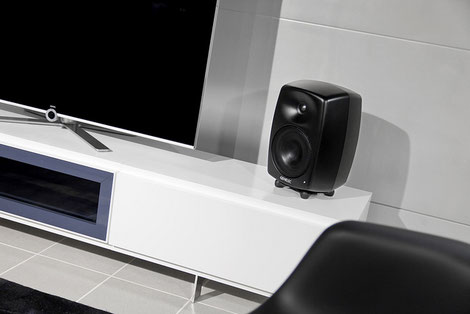 Enceinte active Genelec Home Audio G Four - Rhapsody Hifi