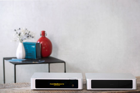Lindemann Musicbook  Rhapsodyhifi streamer lecteur réseau amplificateur