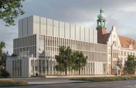 © rw+ architekten, 1. Preisträger