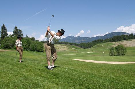 Golfen in Mariahof, Hotel