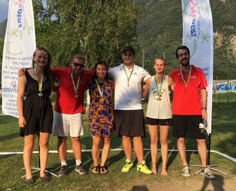 Finalistinnen und Finalisten Ticino-Open 2016