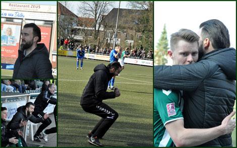 Fußball ist Leidenschaft ist Fossi