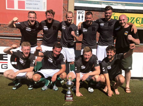 VfL Futsaler gewinnen Turnier