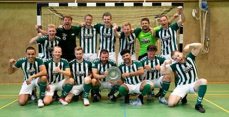 Doku - Foto vom Aufstieg der Futsaler