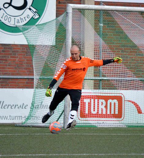 orderstedt Auswärts ist für die Fußballer des Regionalligisten VfL Oldenburg einfach nichts zu holen.