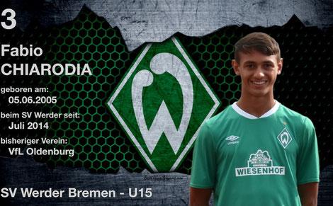 Foto: Werder Bremen