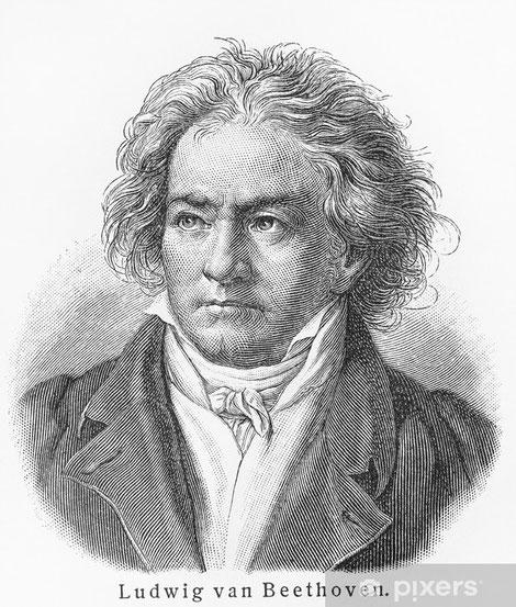 """Ludwig van Beethoven, der Komponist von """"Fidelio"""""""