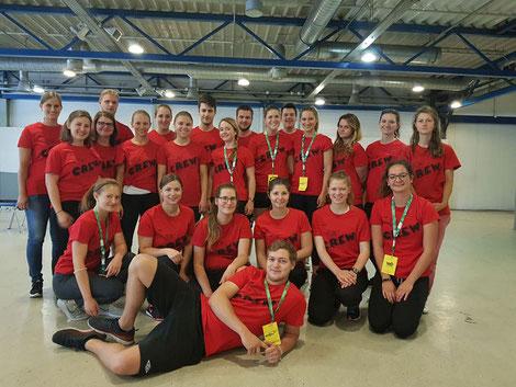 Sport-Mannschaft der DoPhysio