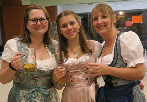 Oktoberfest beim Modernen Blasorchester Oppau (Bildrechte: MBO)