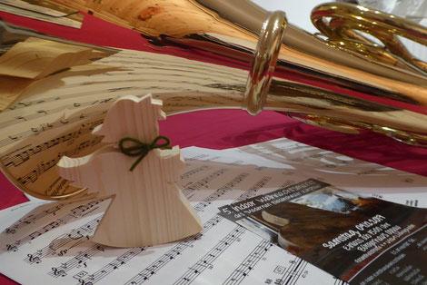 Das Moderne Blasorchester Oppau sorgt für adventliche Stimmung bei den Kirchenkonzerten am ersten Advent (Bildrechte: MBO)