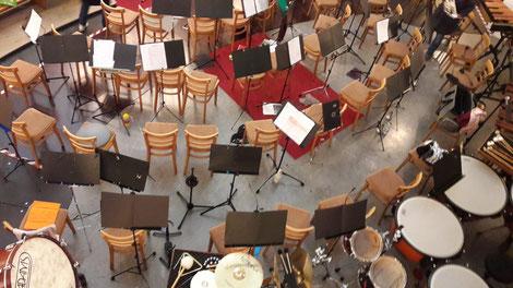 Helfen Sie uns bitte, damit es im nächsten Jahr wieder Konzerte des Modernen Blasorchesters Oppau geben kann (Bildrechte: MBO)