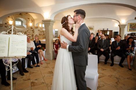 Heiraten im Rittergut Limbach, Hochzeitsfotograf Dresden