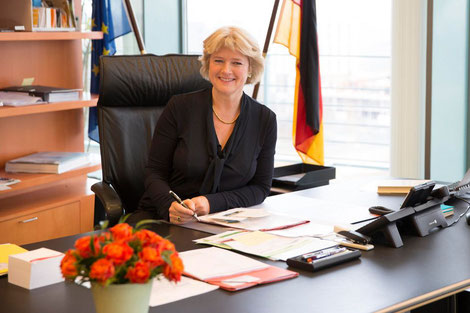 Kulturstaatsministerin Monika Grütters,  Foto: Bundesregierung/Kugler