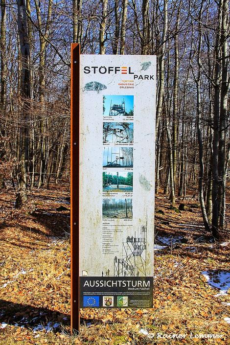 Stöffel Aussichtsturm Stockum-Püschen