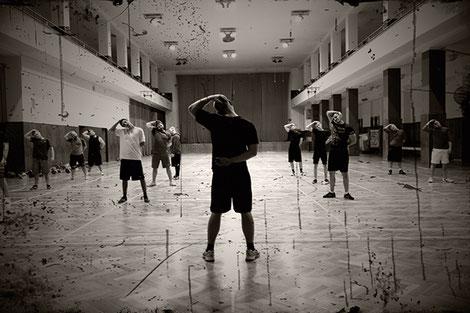 Pas de sport sans 5 mn d'échauffement préalable quelle que soit la discipline. crédit photo : Pixabay© SimonaR