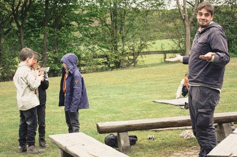 Pfadfinder Aachen Sippe Meute Kinder