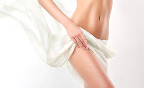 Lipolyse Fett Weg Spritze Injektionslipolyse Body Contouring gegen Cellulite in Köln