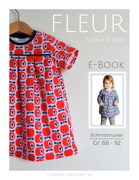Tunika, Kleid, Schnittmuster, Pattern, Mädchen, nähen, sewing,