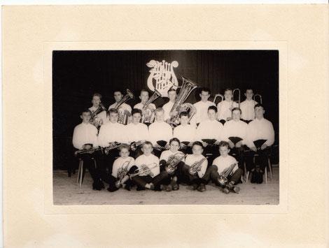 Aitrang Jugendkapelle 1965