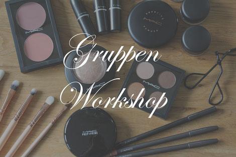 Make up Workshop in Wiesbaden, Mainz, Frankfurt by Jamie Flynn