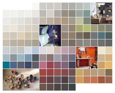 la prestation de Conseil couleur