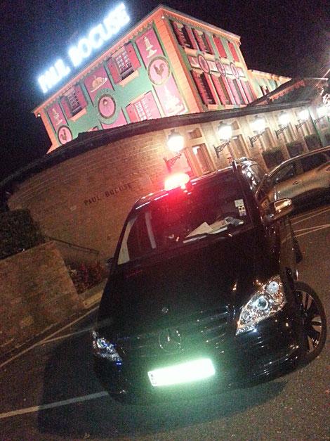 Taxi Lyonnais Pro