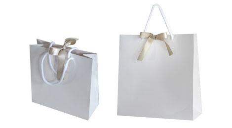 Geschenktüten für den Tag der offenen Tür