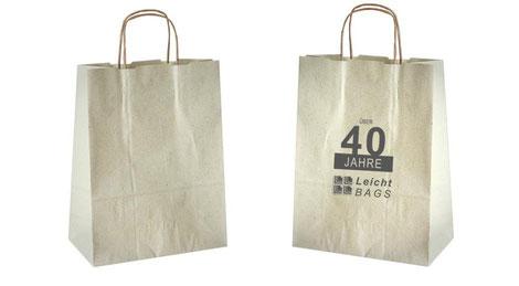 Papiertragetaschen für mehr Nachhaltigkeit im Alltag