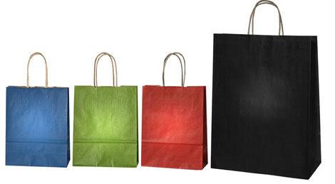 Lassen Sie Papiertaschen hochwertig bedrucken