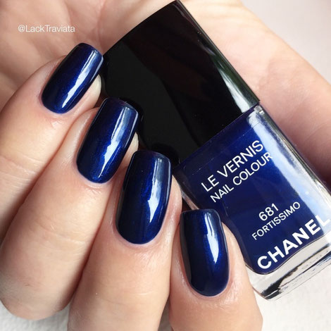 SWATCH CHANEL FORTISSIMO 681 by LackTraviata