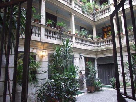 Casa Banzo - chambres d'hôtes dans un ancien palazzo à côté du Campo Fiori