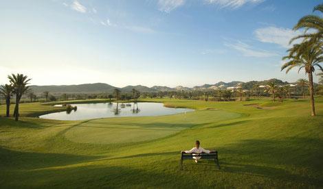 La Manga Golf