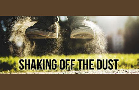 Image result for shake the dust off