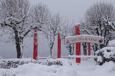 See-Terrasse am Schliersee