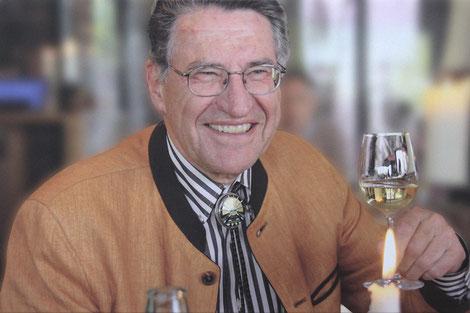 """Prof. Dr. Wolf Stelter """"Der Patron"""""""