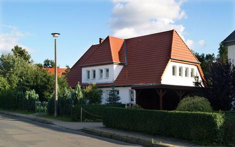 ehemaliges Gutsverwalterhaus © Marlies und Manfred Zielinski