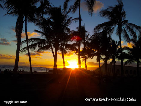 Hawaii - Kaimana Beach