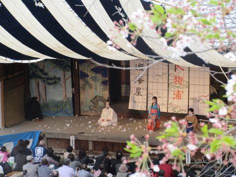 子ども歌舞伎クラブによる歌舞伎