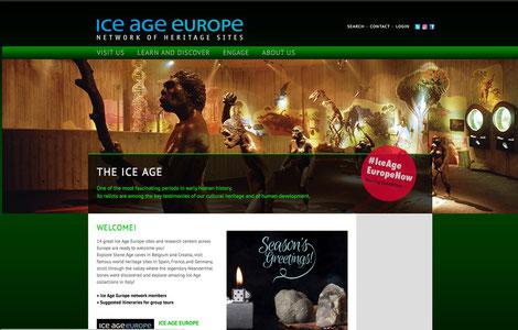 Ice Age Europe Netzwerk