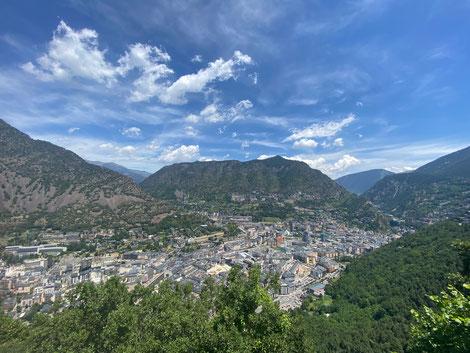 Hauptstadt Andorra la Vella