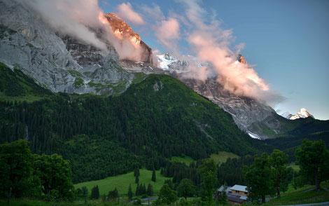 Wasser , Fall , Makro , Nahaufnahme , Stein, Grindelwald , Gletscher , Langzeitbelichtung , Detail, leben, sprudel,umwelt,Schlucht,nature,photography,