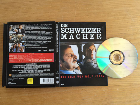 Die Schweizer Macher The Swiss Makers Film moive DVD