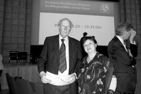 Prof. Dr. Carl Christian von Weizsäcker, Katy Schnee, 13.06.2013