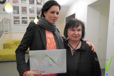 Julia Stoschek, Katy Schnee, 27.01.2014