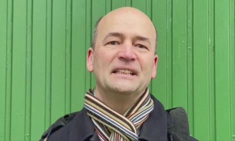 Gregor Neumann, Vorsitzender des  Bürgerverein Metzkausen e.V.