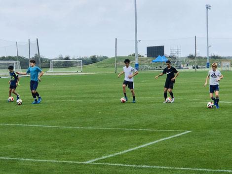 IMG Academy Soccer Camp