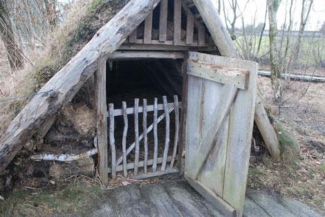 die Moorhütten