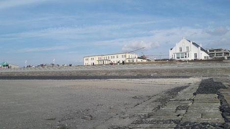 der Strand von Norderney