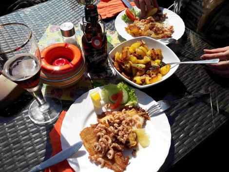 typisch nordfriesische Küche