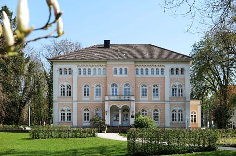 Prinzenpalais    © Stadt Bad Lippspringe